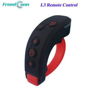 FreedConn L3 PTT Handbar Remote Ctrl Bluetooth  Helmet Intercom Headset For L1, L2, COLO-RC, T-REX