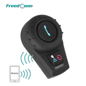 FreedConn FDC VB 500m BT Interphone Motorcycle Helmet Intercom with FM Radio
